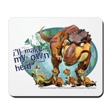 Ice Age My Own Herd Mousepad