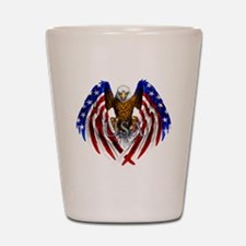 Eagle2.png Shot Glass