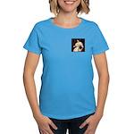 LADY & COLLIE Women's Dark T-Shirt