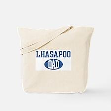 Lhasapoo dad Tote Bag