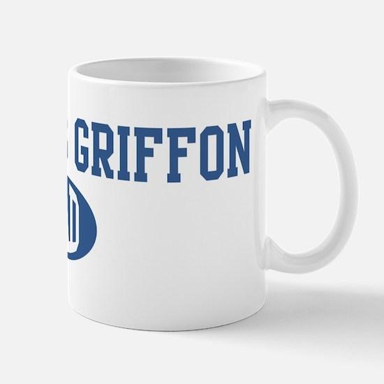 Brussels Griffon dad Mug