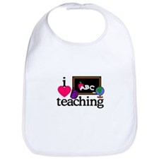 I Love Teaching/Blackboard Bib