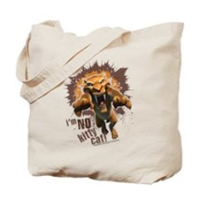 Ice Age Diego No Kitty Cat Tote Bag