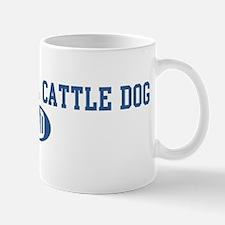 Stumpy Tail Cattle Dog dad Mug