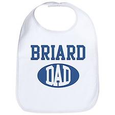 Briard dad Bib