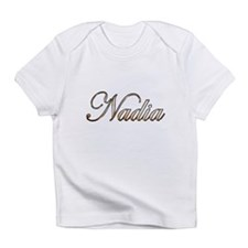 Gold Nadia Infant T-Shirt