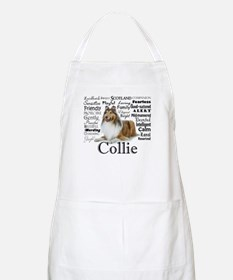 Collie Traits Apron