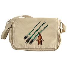 Ice Age Slash Messenger Bag