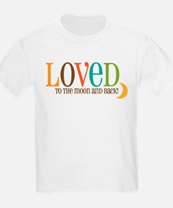 Loved to the Moon T-Shirt