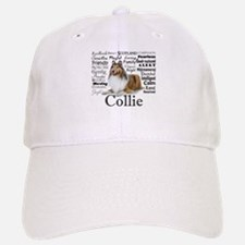 Collie Traits Baseball Baseball Baseball Cap