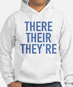 There Their They're Hoodie