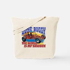 Dune Buggy Sandbox Tote Bag