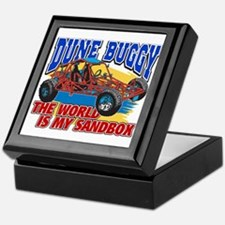 Dune Buggy Sandbox Keepsake Box