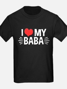 I Love My Baba T