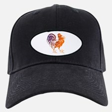 Rooster Baseball Hat