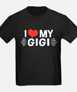 I Love My Gigi T