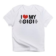 I Love My Gigi Infant T-Shirt