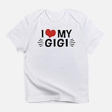 I Love My Gigi Infant T-Shirt