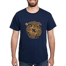 Samhain II Celtic T-Shirt in Dark Colors