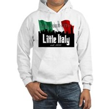"""New York's Little Italy"" Hoodie"