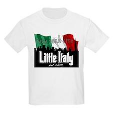 """New York's Little Italy"" T-Shirt"
