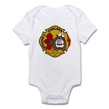 Chelsea Engine 1 Infant Bodysuit