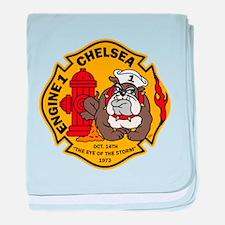 Chelsea Engine 1 baby blanket