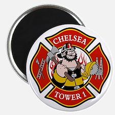 Chelsea Tower 1 Magnet