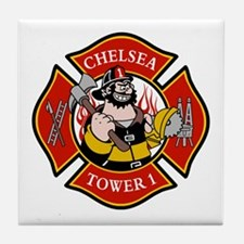Chelsea Tower 1 Tile Coaster