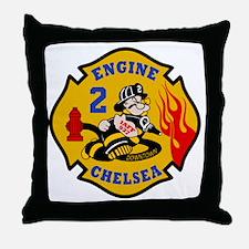 Chelsea Engine 2 Throw Pillow