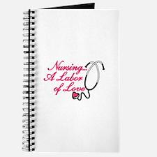 Labor of Love Journal