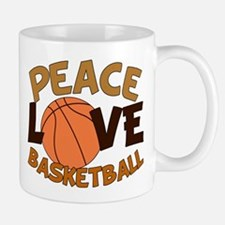 Love Basketball Mug