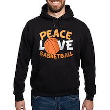 Love Basketball Hoodie