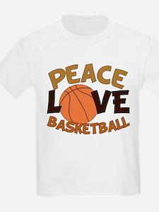 Love Basketball T-Shirt