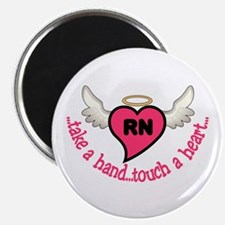 Registered Nurses Touch Magnets