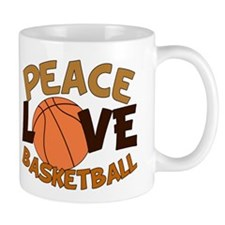 Love Basketball Mug