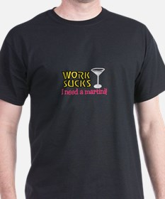 Need a Martini T-Shirt