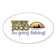 Going Fishing Decal