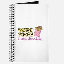 I Need Chocolate Journal