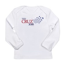 Ted Cruz President 2016 Long Sleeve T-Shirt
