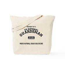 Proud National Guard GF Tote Bag