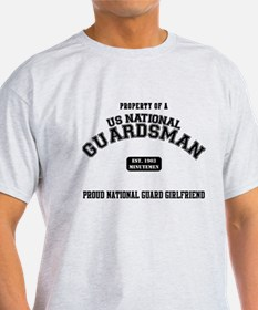 Proud National Guard GF T-Shirt