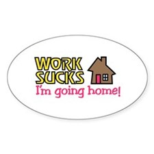 Going Home Decal