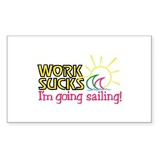 Going Sailing Decal
