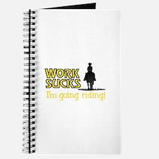 Going Riding Journal