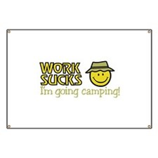 Going Camping Banner