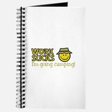 Going Camping Journal