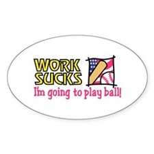 Play Ball Decal
