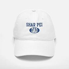 Shar Pei dad Baseball Baseball Cap