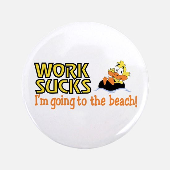 Going To the Beach Button